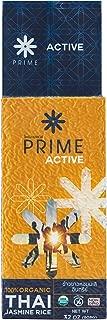 Prime Active Series 100% Organic Thai Hom Mali Jasmine Rice Non-GMO