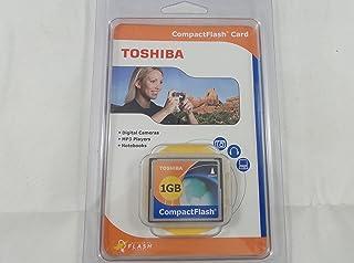 Toshiba 1GB Compact Flash Memory Card