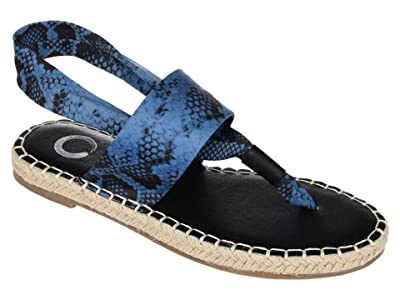 Journee Collection Comfort Foam Flin Sandal