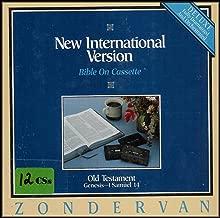 New International Version Bible on Cassette: Old Testament Genesis - 1 Samuel 14 (12 Audio Cassettes)