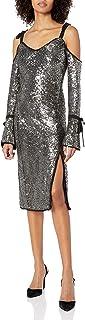 فستان نسائي مزين بالترتر بتصميم كم راشيل روي