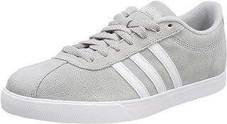 Adidas COURTSET, Women's Tennis Shoes, Grey (Grey One F17/Ftwr White/Silver Met.), 5.5 UK (38 2/3 EU) (AW4209)