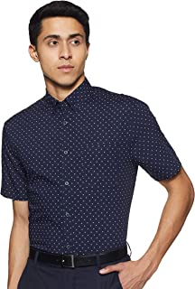 Marks & Spencer Men's Regular fit Formal Shirt