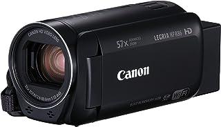 Canon 2422H68 LEGRIA HF R86 Digital Camcorder - Black