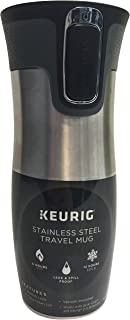 Keurig Stainless Steel Travel Mug