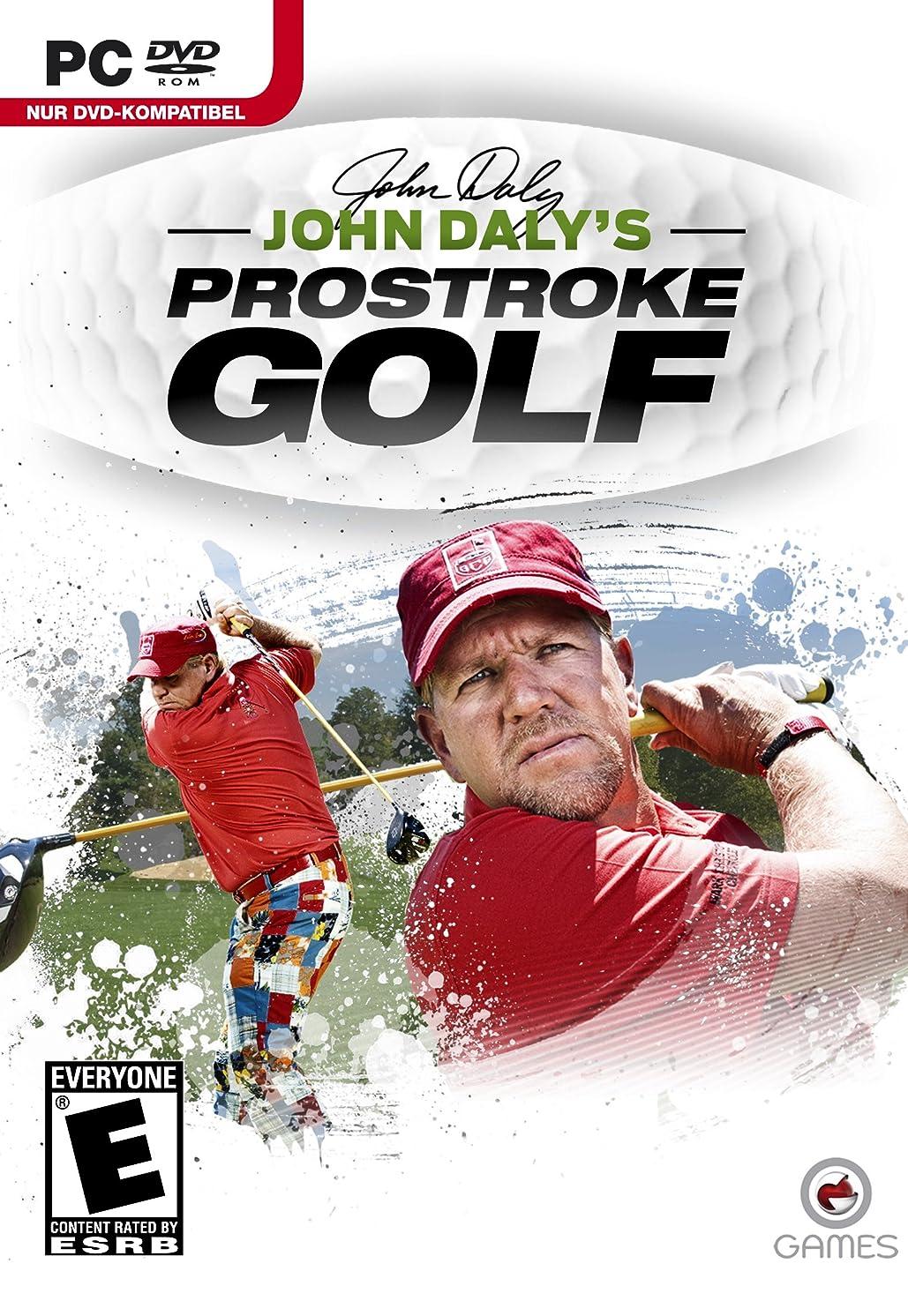事務所ボット暗殺John Daly's ProStroke Golf (輸入版)