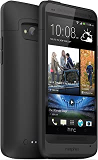 mophie 2370 Juice Pack for HTC One M7 Black (Certified Refurbished)