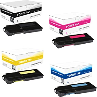 Toner Tap Toner Tap for Xerox Versalink C400/DN, Xerox Versalink C405/DN Compatible Toner For 106R03512, 106R03514, 106R03...