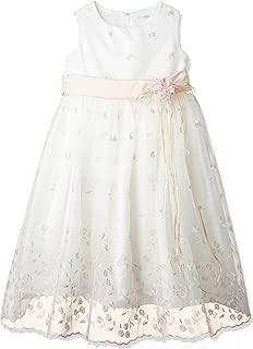 Catherine Cottage 発表会 結婚式 フォーマル 子どもドレス カラー刺繍 オーガンジー ドレス PC275OP