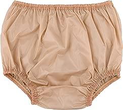 Waterproof Adult Pull-On Pants, Advanced Duralite-Soft, Noiseless - Kleinert's (Beige, Small)