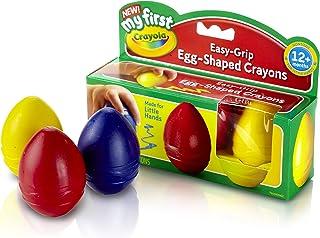 Crayola 3 My First™ Palm-Grip Crayons