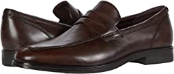 Cocoa Brown Cow Leather