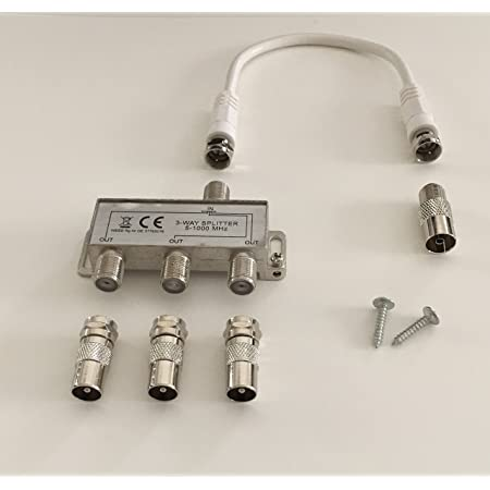 Breitband Kabel Verteiler 3 Fach Tv Verteiler Weiche Elektronik