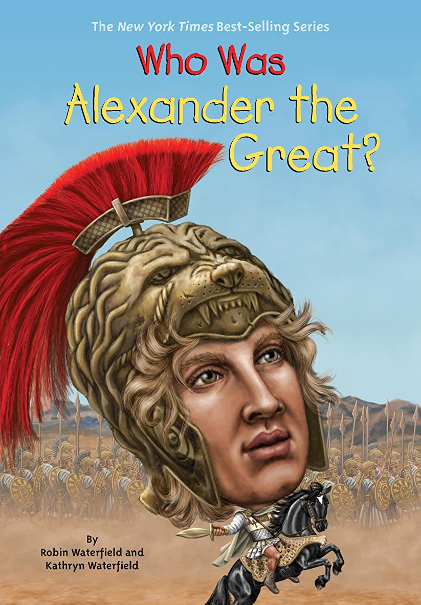 ハブブ雪だるまを作るシンプルさWho Was Alexander the Great? (Who Was?) (English Edition)