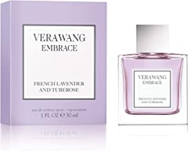 Vera Wang Embrace Eau De Toilette Spray for Women, French Lavender & Tuberose, 1 fl. oz.