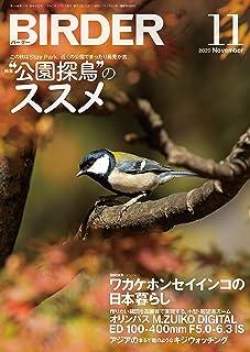 BIRDER (バーダー) 2020年 11月号 [雑誌]