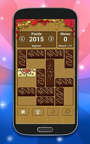 『なつかしのブロック移動パズルゲーム - Unblock Me Premium』の5枚目の画像