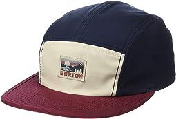 Cordova 5 Panel Hat