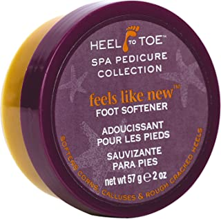 Heel To Toe Feels Like New Foot Softener 2 oz.