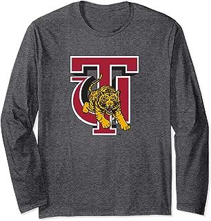 Tuskegee Tigers College NCAA Long Sleeve PPTUS02