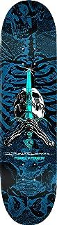 Powell-Peralta Ray Rodriguez Skull & Sword Pastel Blue Skateboard Deck