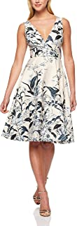 Cooper St Women's Vanilla Fit and Flare Dress