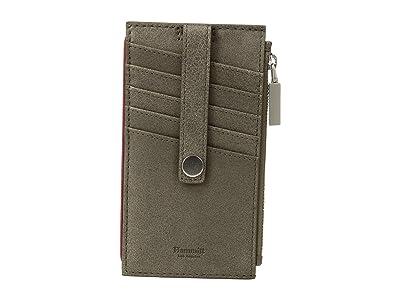 Hammitt 210 West (Pewter/Brushed Silver) Handbags