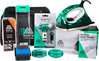 Swix North Ski Snowboard Wax Tuning Kit Mass Transit