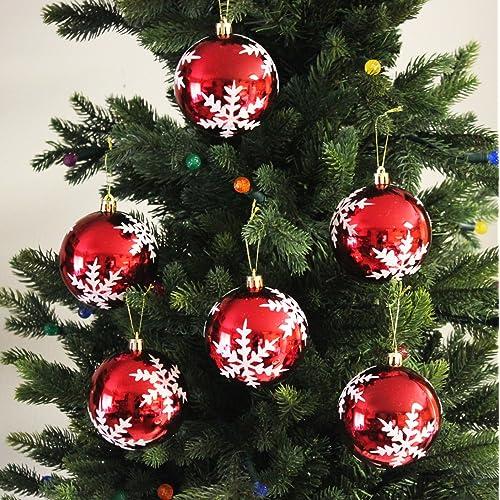 Large Christmas Ornaments.Big Christmas Tree Ornaments Amazon Com