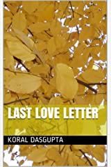 Last Love Letter Kindle Edition