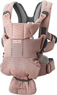 BABYBJÖRN Baby Carrier Move, 3D Jersey, Dusty Pink