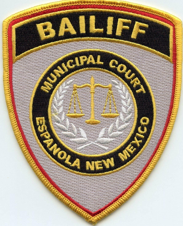 by SFI Arlington Mall Espanola New Mexico Reservation NM Court Po Bailiff Municipal Sheriff