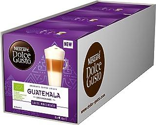 Nescafé Dolce Gusto capsules Absolute Origin Guatemala Latte Macchiato - 36 koffiecups - geschikt voor 18 koppen koffie - ...