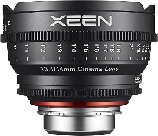 Professional Cine Lens Camera Photo