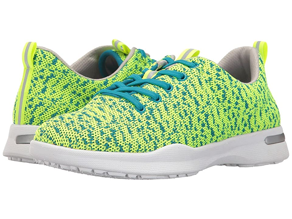 SoftWalk Sampson (Lime Knit) Women