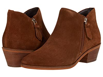 Cole Haan Gracy Bootie (45 mm) (Ch Earthen Agora Burnished Suede) Women