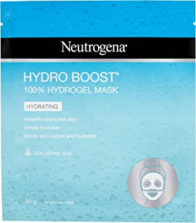 Neutrogena Hydro Boost Hydrogel Sheet Mask, 30g