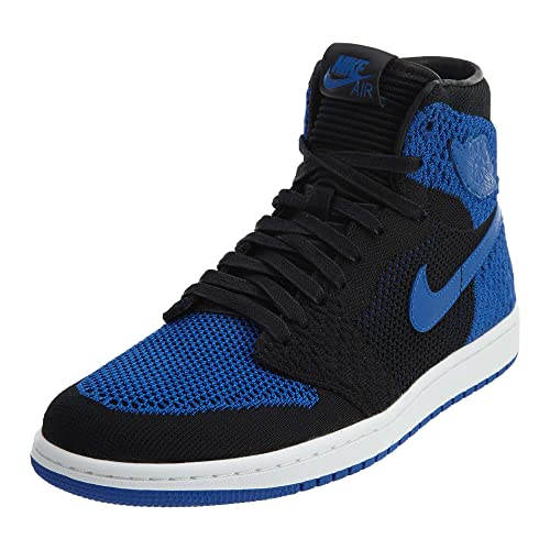 Jordan Nike Mens Air 1 High Flyknit Basketball Shoes