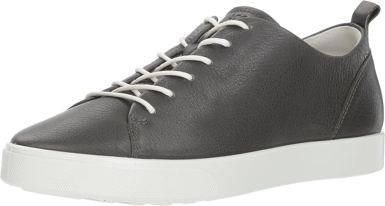ECCO shoes Women's Gillian Lace Fashion Sneakers, Moon, 36 EU 5.5-6 M US