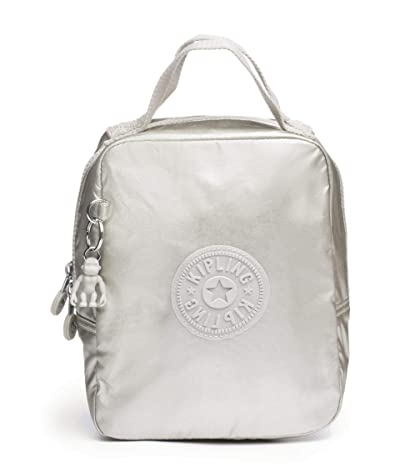 Kipling Lyla Insulated Lunch Bag (Cloud Metal) Handbags