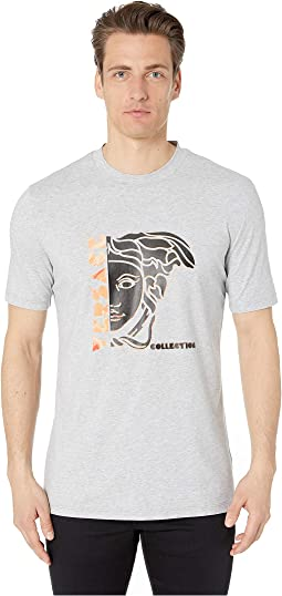Fitted Half Medusa T-Shirt