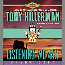 Listening Woman: Library Edition (Leaphorn and Chee)