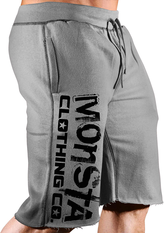 Monsta Special sale item Clothing Co. Men's Signature Bodybuilding Workout Austin Mall