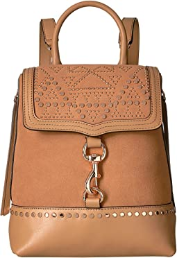 Bree Convertible Backpack w/ Studs