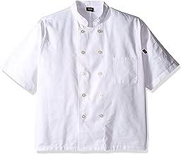 Dickies Men's Short Sleeve Button Coat