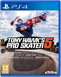 Tony Hawks Pro Skater 5 PS4 Game