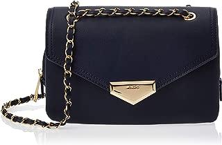 Aldo Flap Bag for Women, Polyester, Navy - EVROALYN8