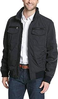 Tommy Hilfiger Men's Performance Bomber Jacket (Regular, Big & Tall)