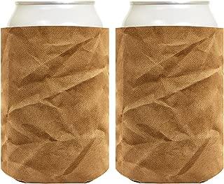 brown bag koozie