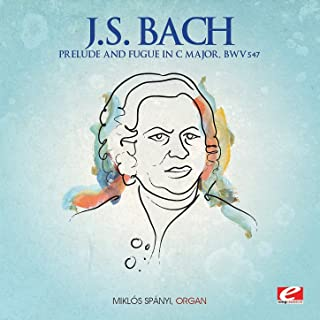 Best bach prelude and fugue in c major Reviews